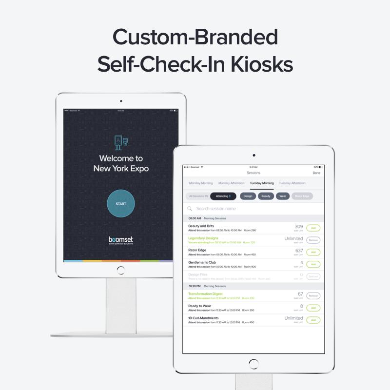 Boomset Onsite Solutions | Eventbrite App Marketplace